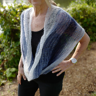 Mohair Ombre Cowl PDF (FREE)