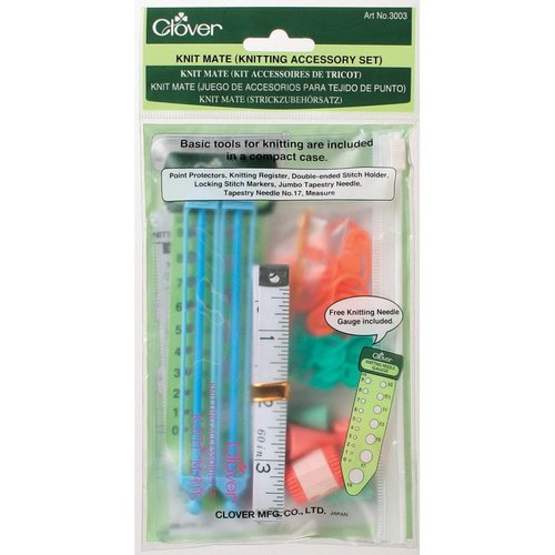 View larger image of Knit Mate Knitting Accessory Set