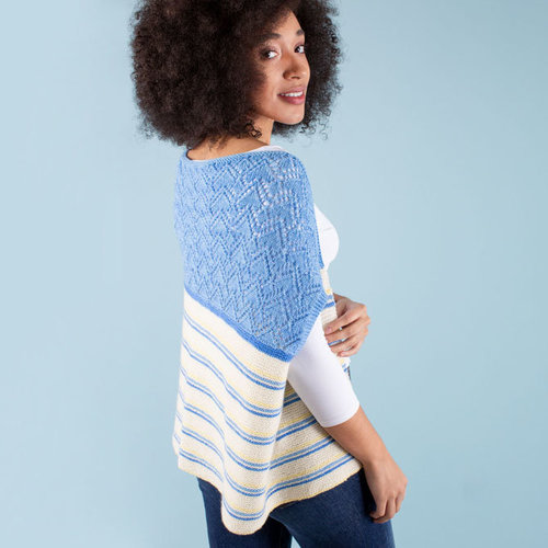 View larger image of Sherbet Shrug - Camp Color/Sweet Tooth Collection PDF