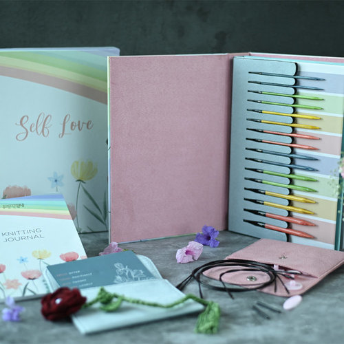 View larger image of Self Love Interchangeable Needle Set