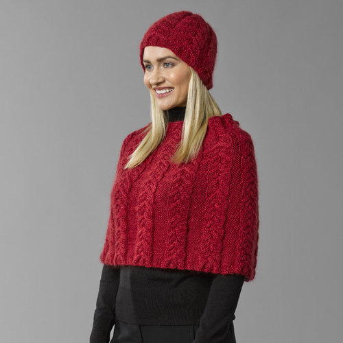 View larger image of Mia Capelet & Hat PDF