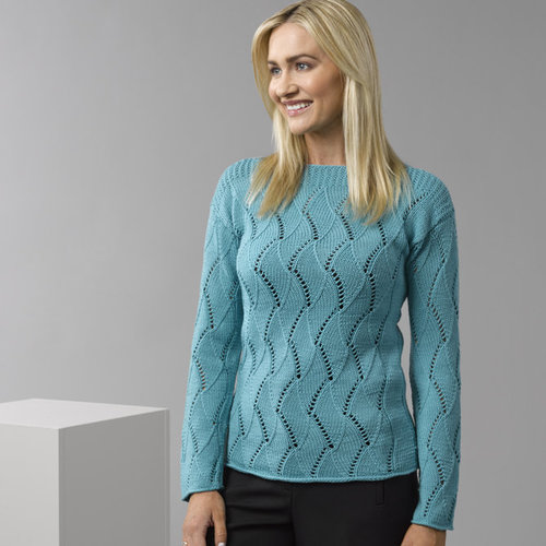 View larger image of Zoey Pullover PDF