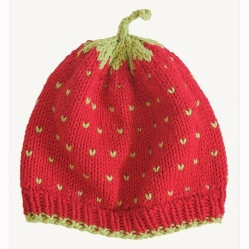 View larger image of Very Berry Hat PDF