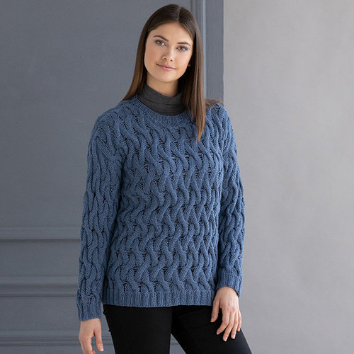 View larger image of Anna Pullover PDF
