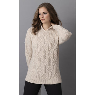 Avery Cabled Pullover PDF
