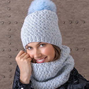 Emily Hat and Cowl PDF