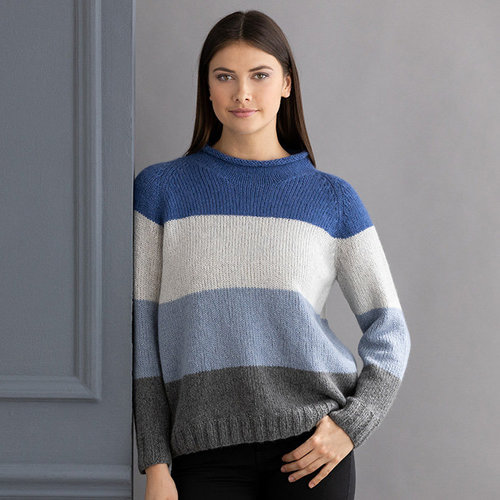 View larger image of Stephanie Pullover PDF