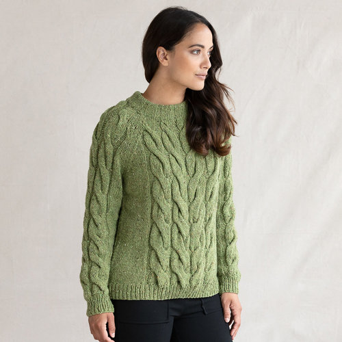 View larger image of Willow Pullover PDF